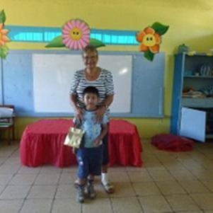 Romana M en Equateur